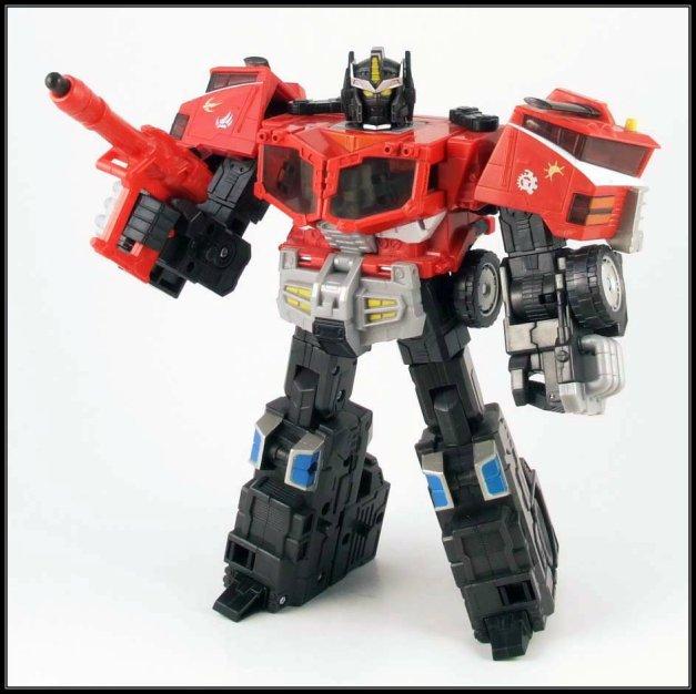 Cybertron Optimus Prime (2)