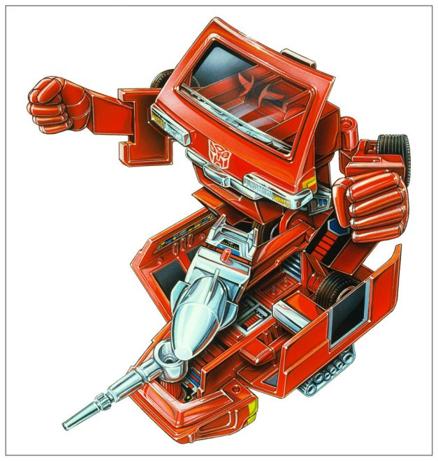 G1_Ironhide_Art