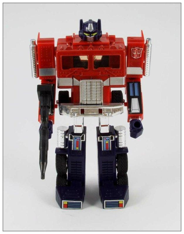 G1 Optimus Prime