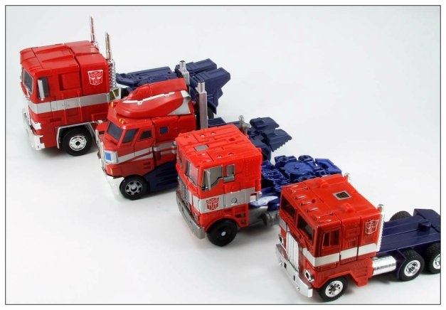 Optimus Prime Evolution (2)